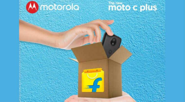 Motorola, Moto C Plus, Moto C Plus India price, Moto C Plus Flipkart, Moto C Plus India launch