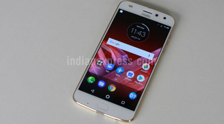 Moto Z2 Play, Moto Z2 Play review, Moto Z2 Play price in India, Motorola, Moto Z2 Play features