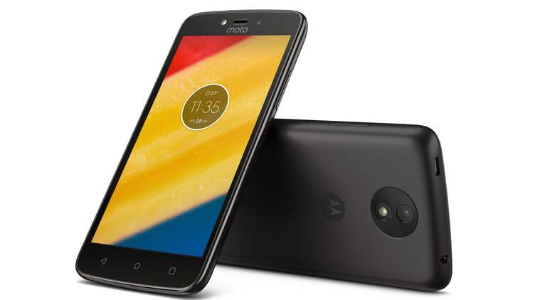 Moto C Plus launched at Rs 6,999: Key specifications, sale