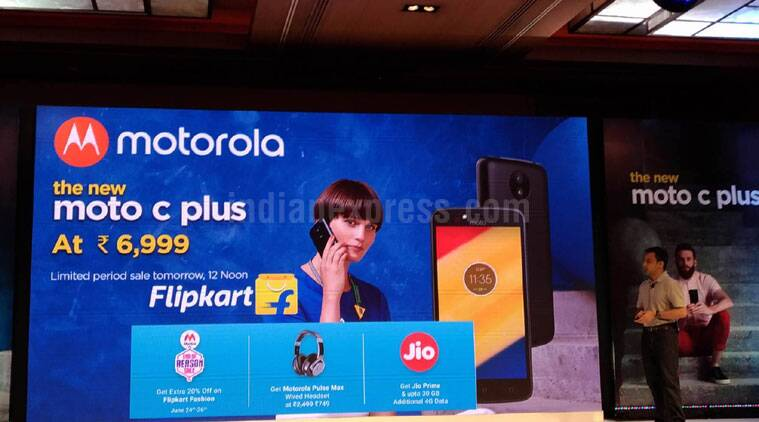Moto C Plus, Moto C Plus price in India, Moto C Plus Flipkart, Moto C Plus sale, Moto C Plus Flipkart, Motorola, Moto C Plus vs Moto C, Moto C Plus specs