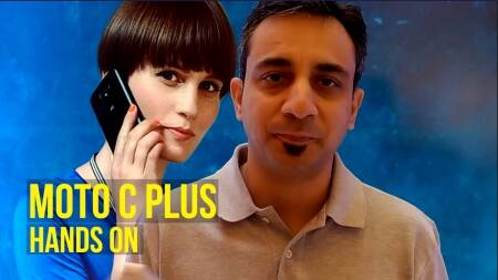 Moto C Plus preview: Hands-On With The Latest Budget Smartphone