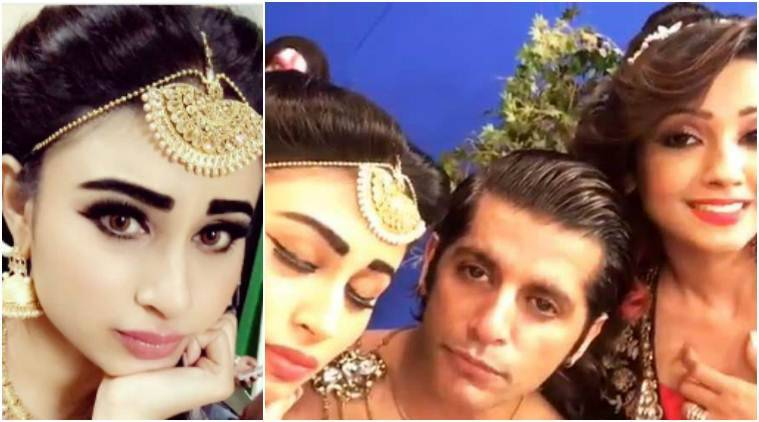 Mouni Roy Wraps Up Naagin 2 Says She Is Happy Sad See Photos