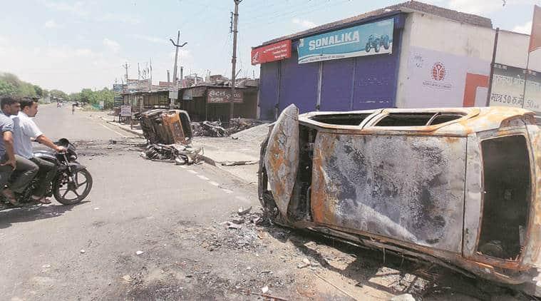 Madhya Pradesh unrest, Madhya Pradesh farmer agitation, farmer agitation, mandsaur, meemuch, unemployment Madhya Pradesh, indian express news, india news