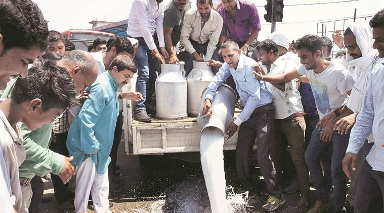 Madhya pradesh farmers, MP farmers, MP farmers protest, MP protest call off
