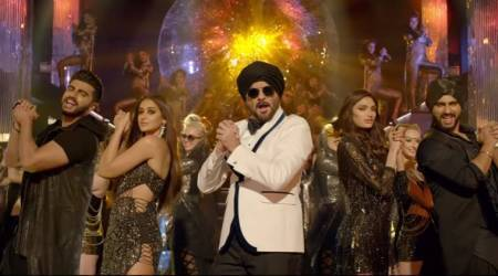 Mubarakan title song teaser: Arjun Kapoor, Anil Kapoor track is your next big Punjabi track. See photos, watch video