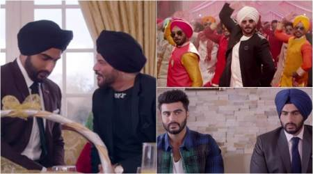 Mubarakan trailer: Anil Kapoor as Kartar Singh steals the limelight from Arjun Kapoor, watch video