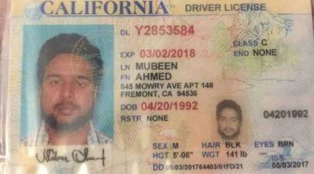 Mubeen Ahmed, Mubeen Ahmed us, indian us shot, California, indian student shot, indian shot, telangana student america, india news, world news, US news