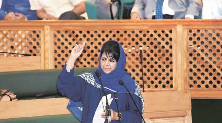 Mehbooba Mufti for talks to end J&K crisis