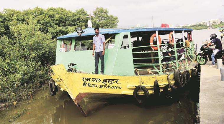 Gorai Machhimar Society, ferry service in Maharashtra, ferry service from Gorai creek to Borivali jetty, India news, National news, India news, national news