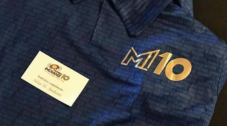 mumbai indians, mumbai indians jersey, herschelle gibbs, ipl, cricket news, sports news, indian express