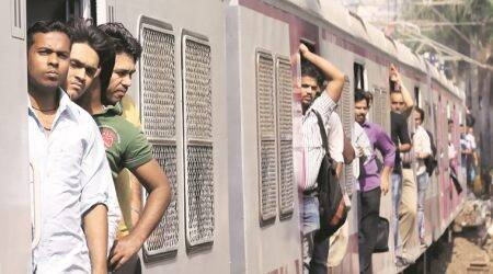 Slum dwellers pelting stones at local trains get counselling