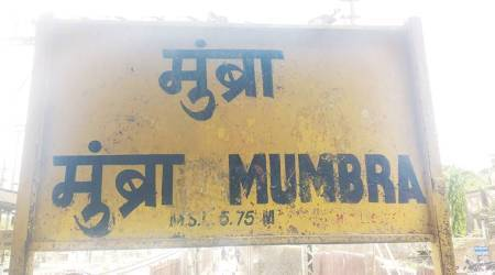 The small text on railway signboards is of big use