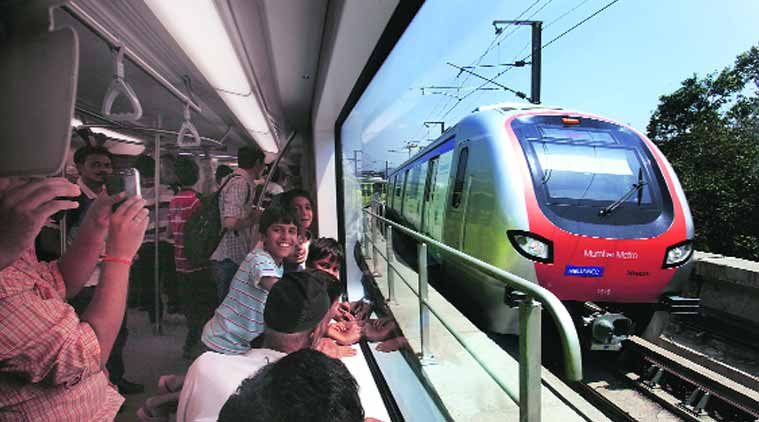Metro projects India, Delhi Metro, Mumbai Metro, Kochi Metro, Metro project detailed,  Indian express, India news