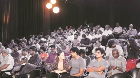 Angamaly Diaries, Shubhra Gupta, Indian Express Film Club, Lijo Jose Pellissery, Vincent Pepe, India news, National news