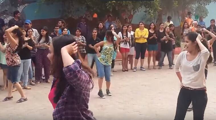 Watch This Awesome Video Of Odisha College Girls Dancing -7800