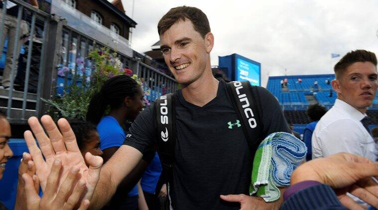 Jamie Murray, Andy Murray, Roger Federer, Rafael Nadal, Novak Djokovic, Tennis news, sports news, indian express