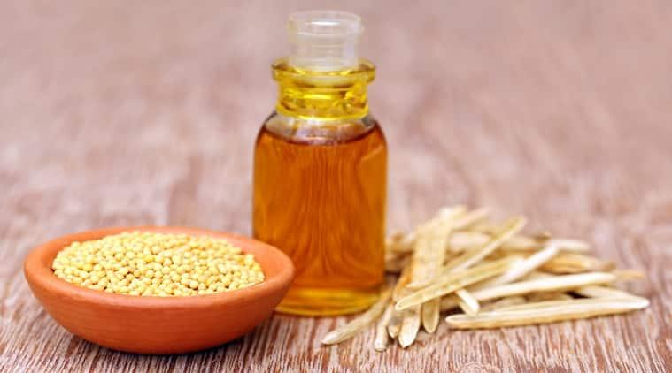 mustard oil, advantages of mustard oil, mustard oil ir olive oil, benefits of mustard oil, indian express, indian express news