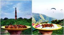 Yellow plate, and a travel date: This Delhi guy's food trail will cast a spell on you