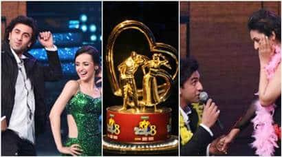 Nach Baliye 8: When Ranbir Kapoor was baliye to Divyanka Tripathi, Sanaya Irani, Abigail Pande
