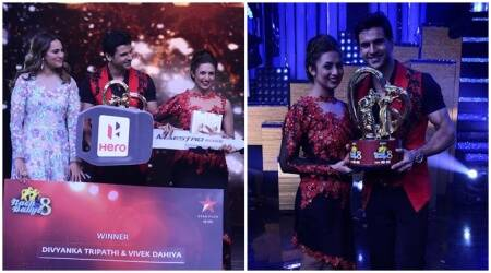 Nach Baliye 8 winners are Divyanka Tripathi and Vivek Dahiya. Here's everything that happened on the show