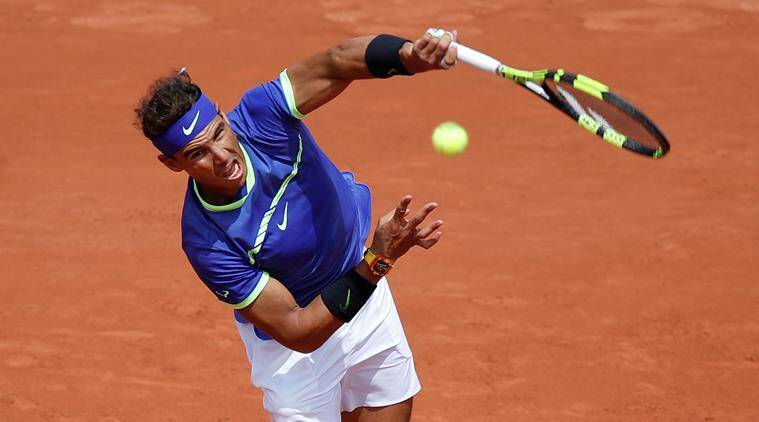 french open, rafael nadal, tennis news, indian express