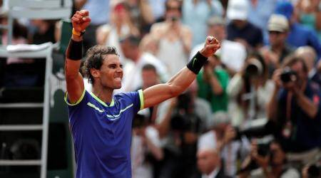 rafael nadal, french open, tennis news, indian express