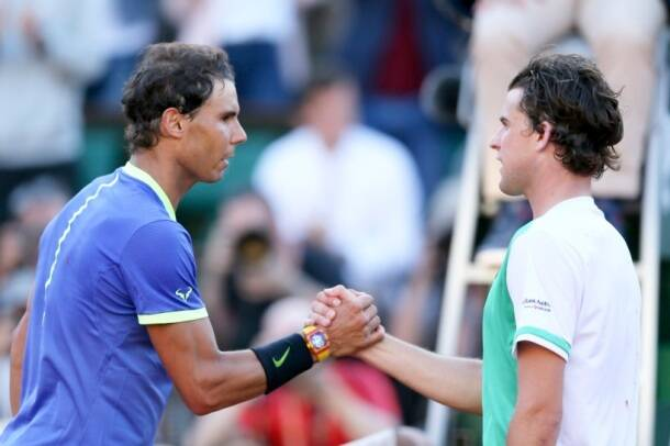 Rafael Nadal's road to French Open 2017 men's singles final