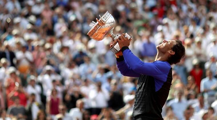 Nadal crushes Wawrinka to win historic 10th French Open title