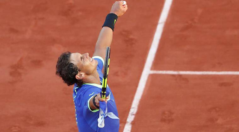 Rafael Nadal, Nadal road to final, French Open 2017, Roland Garros, Tennis news, Indian Express