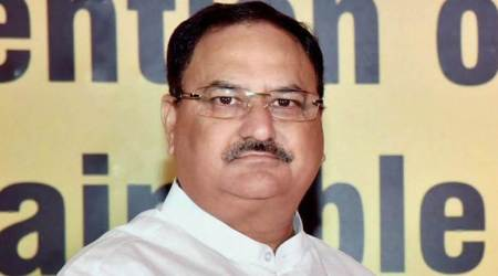 Progress in leaps and bounds, says J P Nadda