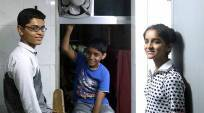 Three Nagpada kids waited years for a holiday, a recent trip to Aksa beach has them overjoyed