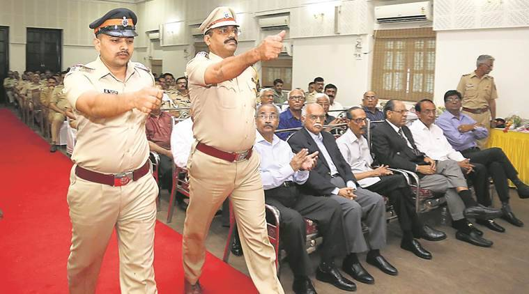 nagpada murder probe, deepak jog memorial award, mumbai police, indian express