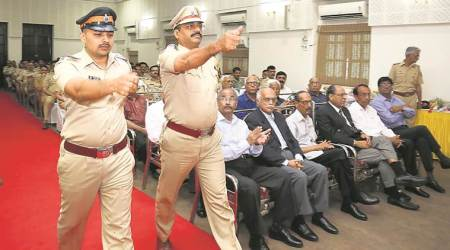nagpada murder probe, deepakjog memorial award, mumbai police, indian express