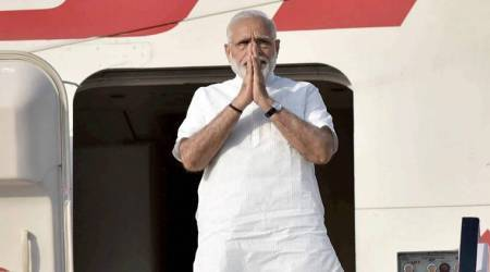 Narendra Modi, Modi in Africa, Modi Rawanada visit, Modi Uganda visit, Modi South Africa visit, BRICS summit, 10th BRICS summit, BRICS summit in South Africa, Narendra Modi, India News, Indian Express