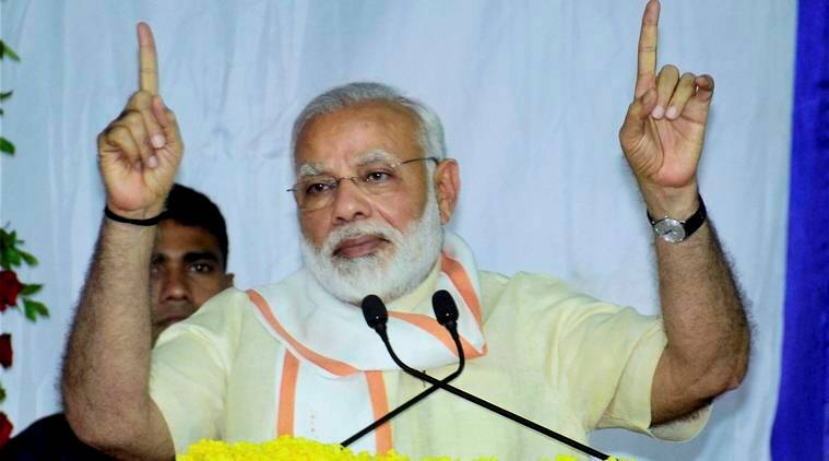 narendra modi, modi adopts up villages, narendra modi up village, Kakrahiya, india news, indian express news