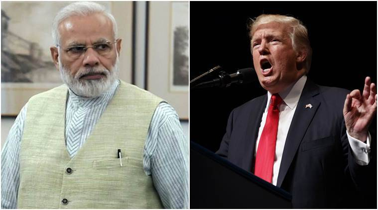 Donald trump, narendra modi, paris climate deal,china us relations, H1b visa, india us relations,