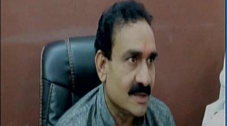Congress demands resignation of MP minister Narottam Mishra