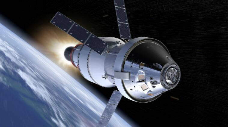 NASA, NASA Orion, NASA orion spacecraft, NASA orion spacecraft safety, moon spacecraft, mars life, indian express, science, technology news