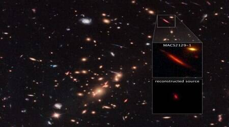 Astronomers find massive disk-shaped dead galaxy