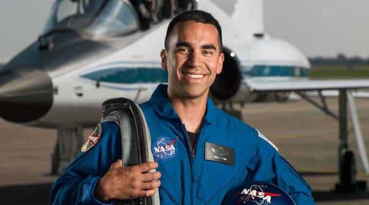 NASA, Raja Chari, NASA Citizen Astronaut, NASA Indian American Astronaut, NASA Indian Astronaut, NASA Space program, NASA astronaut, space, space news