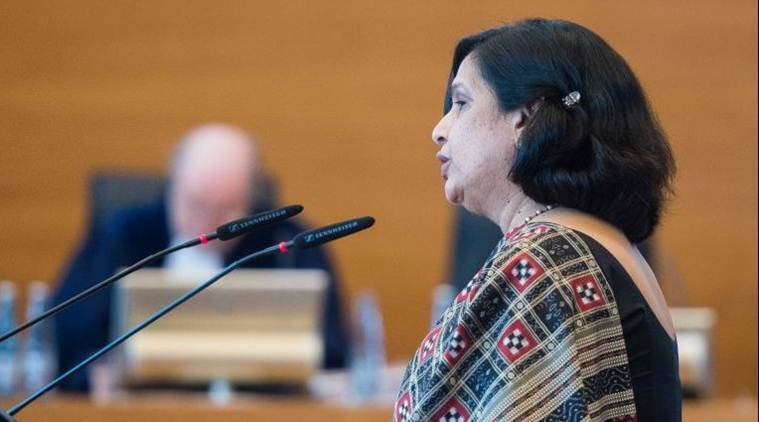 Neeru Chadha, ITLOS, United Nations, First Indian woman UN Lawyer