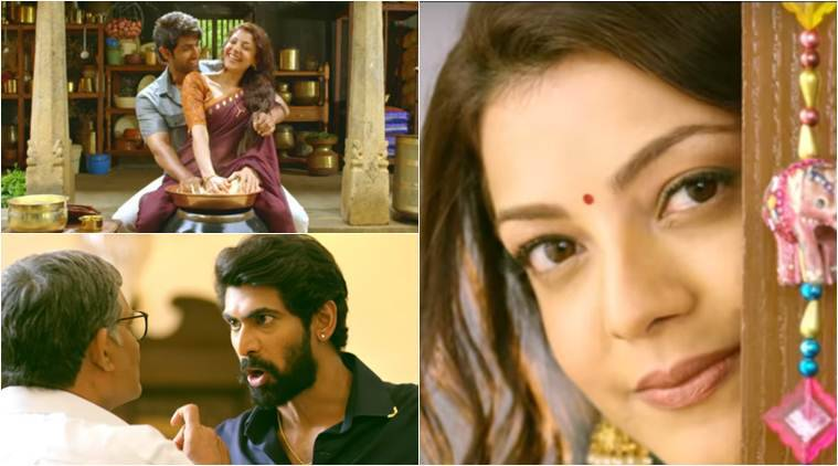 Rana has fans in a tizzy in 'Nene Raju Nene Mantri' trailer