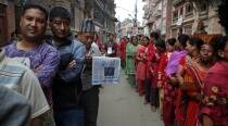 Nepal prepares for 1st phase of provincial,parliamentary polls