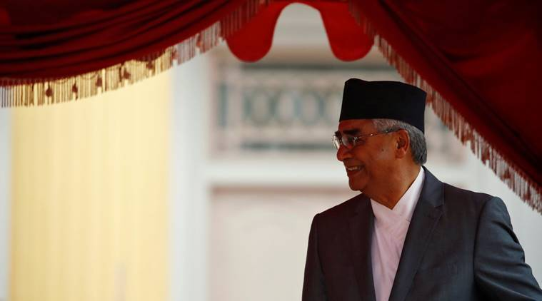 Nepal PM Sher Bahadur Deuba, Sher Bahadur Deuba, India Five Day Visit, Nepal PM India Visit, Sher Bahadur Deuba India Visit, India News, Indian Express, Indian Express News
