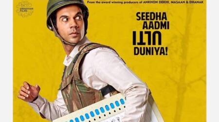 Newton poster: Rajkummar Rao film to release on August 18, see photo