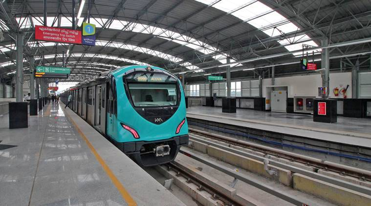 everything you need to know about the kochi metro the n express kochi metro kerala kochi metro inauguration kerala new metro e sreedharan
