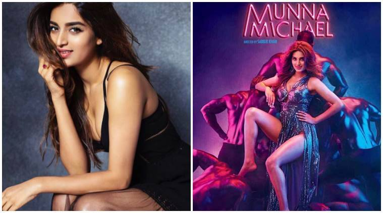 Nidhhi Agerwal, Munna Micheal, who is Nidhhi Agerwal, Nidhhi Agerwal photos, Munna Micheal actress