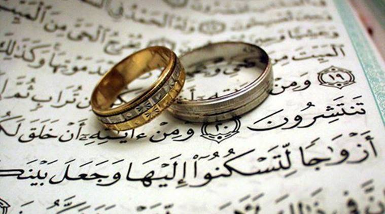muslim marriage, nikah, muslim nikah, nikahnama, triple talaq, three divorce, meher, muslim meher, what is meher, indian express news, indian express opinion
