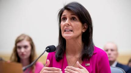 Key to India becoming permanent member of UNSC is not to touch veto: Nikki Haley