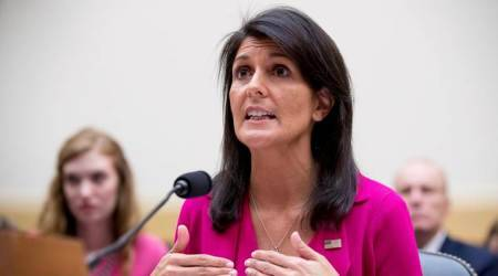 Nikki Haley: Key to India becoming permanent member of UN Security Council is not to touch veto
